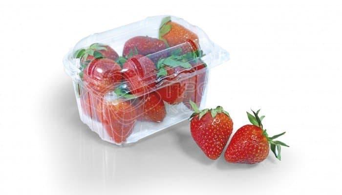 Упаковка для ягод и помидоров черри ПР-РКФ-250