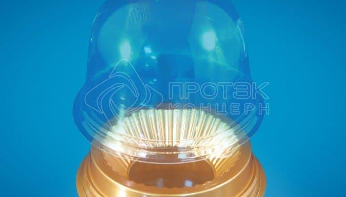 Упаковка для маффина ПР-Т-85 ДВ (дно высокое)