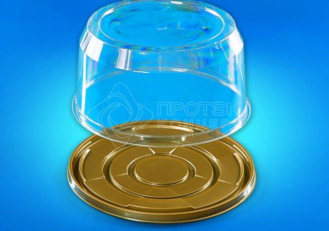 Упаковка для торта ПР-Т-193 GOLD