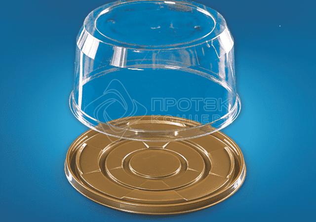 Упаковка для торта ПР-Т-223 GOLD