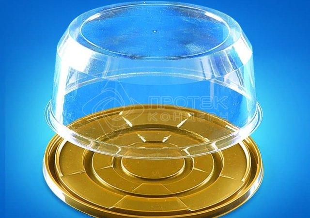 Упаковка для торта ПР-Т-233 GOLD